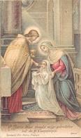 Devotie - Devotion - Communie Communion - Lucienne Hochart  - Boulogne Sur Mer - 1924 - Communion