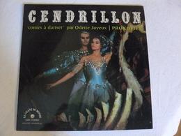 LDX 79 023 ODETTE JOYEUX / PROKOFIEV  CENDRILLON. - Classical