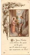 Devotie - Devotion - Communie Communion - Jean Paul Maillard - Boulogne Sur Mer - 1951 - Communion