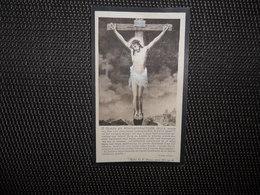 Doodsprentje ( F474 )  De Jaegher / Vanhoutte  - Nieuwpoort - Nieuport    -  1926 - Obituary Notices