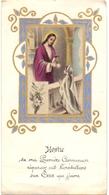 Devotie - Devotion - Communie Communion - Marie France Poulet - Boulogne Sur Mer - 1956 - Communion