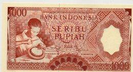 INDONESIE / Superbe Biilet De 1958 UNC N° 61 R.R.R Dans Cet état Paper Money - Indonésie