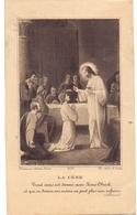 Devotie - Devotion - Communie Communion - Marie Louise Battez - Boulogne Sur Mer - 1919 - Communion