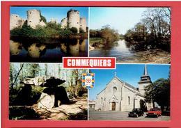 COMMEQUIERS CARTE EN TRES BON ETAT - Autres Communes