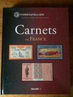 Yvert Et Tellier Carnet De France Tome  1 - France