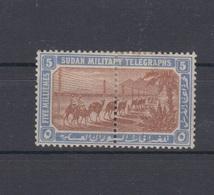 Sudan Military Telegraphs MH - Sudan (...-1951)