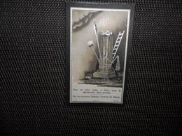 Doodsprentje ( F479 )  Visaert / Delahaye  - Nieuwpoort - Nieuport    -  1928 - Obituary Notices