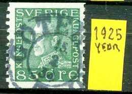 SVEZIA - SVERIGE - Year 1925 - Usato - Used - Utilisè - Gebraucht. - Svezia