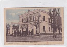 ZALESZCZYKI. KOSZARY IMIENIA HETMANA ZOLKIEWSKIEGO. VOYAGEE CIRCA 1926 -BLEUP - Ukraine