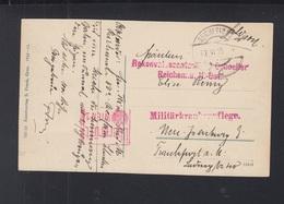 Österreich AK Semmeringe 1915 Feldpost Reichenau - Briefe U. Dokumente