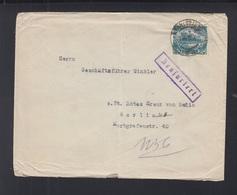 Österreich Brief Zensur Karlsbad - 1850-1918 Impero