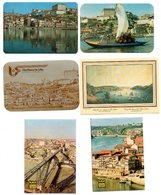 Zakkalender Portugal Porto  Calendrier De Poche 6 Stuk/pcs  1980 1981 1982 1985 Kalender Taschenkalender Pocket Calendar - Calendriers