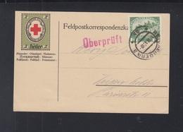 Österreich PK 2 Heller Hilfe Für Die Truppen - Briefe U. Dokumente