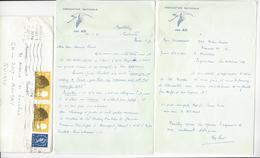 CAPTAIN REGINALD RHYS SOAR (1893 - 1971) AS AVIATION ANGLAISE RAF RFC AUTOGRAPHE ORIGINAL AUTOGRAPH /FREE SHIP. R - Autographes