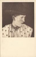 Kopf Eines Bauernmädchens V. Wilh. Leibl - Kunstverlag Anton Schroll & Co Wien - Malerei & Gemälde