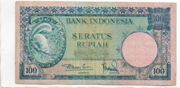 INDONESIE / Superbe Biilet De 1957 UNC N° 51 R.R.R Dans Cet état Paper Money - Indonesia