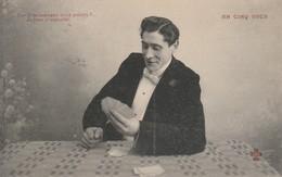 Cartes à Jouer : En Cinq Secs : N°1 ( Il Te Manque Trois Points?..... ) - Cartes à Jouer