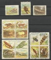 Cuba 0642/656 * Charnela. 1962 - Cuba