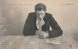 Cartes à Jouer : En Cinq Secs : N°3 ( Maintenant Il S'agit De Faire Un Pli ) - Cartes à Jouer