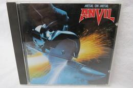 "CD ""Anvil"" Metal On Metall - Hard Rock & Metal"