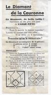 Le Diamant De La Couronne (Casse-tête) - Other Collections