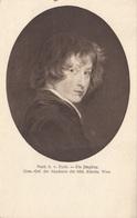 Ein Jüngling N. A.v.Dyck - Verlag K.-V.W.Wien - Malerei & Gemälde