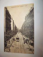 6dko - CPA - MARSEILLE - Cours Lieutaud - [13] Bouches-du-Rhône - - Marseilles