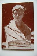 1972 MONTALBANO JONICO  MATERA  CONVEGNO  LA LUCANIA NEL MONDO   EVENTO MANIFESTAZIONE  FILATELICA - Francobolli (rappresentazioni)