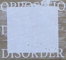 WHITE NOTE - Oppositional Defiant Disorder - CD - POP - Rock