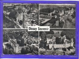 Carte Postale 86. Dissay  Vue D'avion Très Beau Plan - France