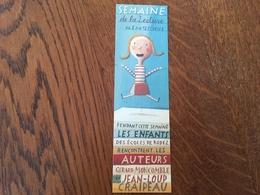 Marque Page Médiathèque Rodez - Bookmarks