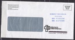 Ca 1987 STADSPOST EINDHOVEN E.O. Op Gelopen Vensterenvelop - Poststempels/ Marcofilie