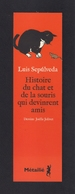 Marque Page.   Editions Métailié.  Chat.  Souris. - Bookmarks