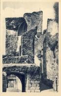 CASTELO DE VIDE - Tôrre De Menagem E Entrada Do Castelo - PORTUGAL - Portalegre
