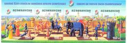 2002. Azerbaijan, Youth Chess Championship, S/s, Mint/** - Aserbaidschan
