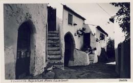 CASTELO DE VIDE - Burgo Do Castelo - Primeira Casa Do Concelho - PORTUGAL - Portalegre