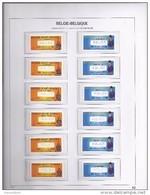 ATM 110A + 111A Leodiphilex Volledige Sets S5 Postfris - Vignettes D'affranchissement