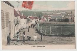 CPA 95 US Un Paysage - France