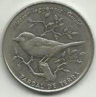 50 Escudos 1994 Passaros Cabo Verde - Cape Verde