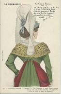 Coiffes D'Hier-La Normandie-Bayeux (Précurseur) - Costumi