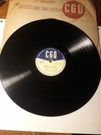 CGD  -  1951. Serie  PV 1772.  Giorgio Consolini - 78 G - Dischi Per Fonografi