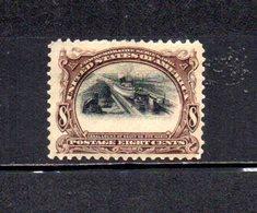 EEUU   1901  .-  Y&T  Nº   142 - United States
