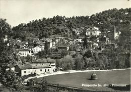 Pamparato (Cuneo) Panorama, General View, Vue Generale, Gesamtansicht - Cuneo