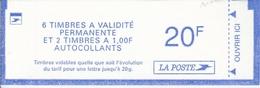 1510 LUQUET TYPE II AVEC N° + CADRE SUR COUVERTURE - Carnets
