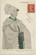Coiffes D'Hier-La Normandie-Granville (Précurseur) - Costumi
