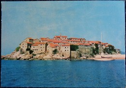 Île De Sveti Stefan - Yougoslavie . - Yougoslavie