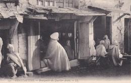 CARTOLINA - POSTCARD - ALGERIA - CONSTANTINE - BOUTIQUIERS DU QUARTIER ARABE - Algeria