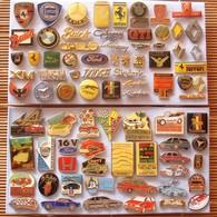 Joli Lot De 81 Pin's Autos, Logos + Automobiles, Voir Photos, Pins Pin. - Badges