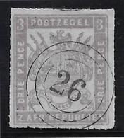 Transvaal N°16 - Oblitéré - TB - South Africa (...-1961)