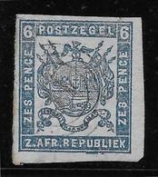 Transvaal N°12 - Oblitéré - TB - South Africa (...-1961)